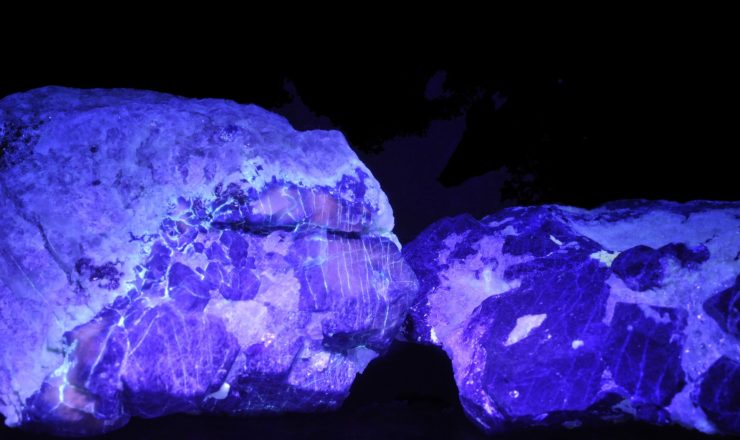 紫外線,ハイパースペクトルカメラ
