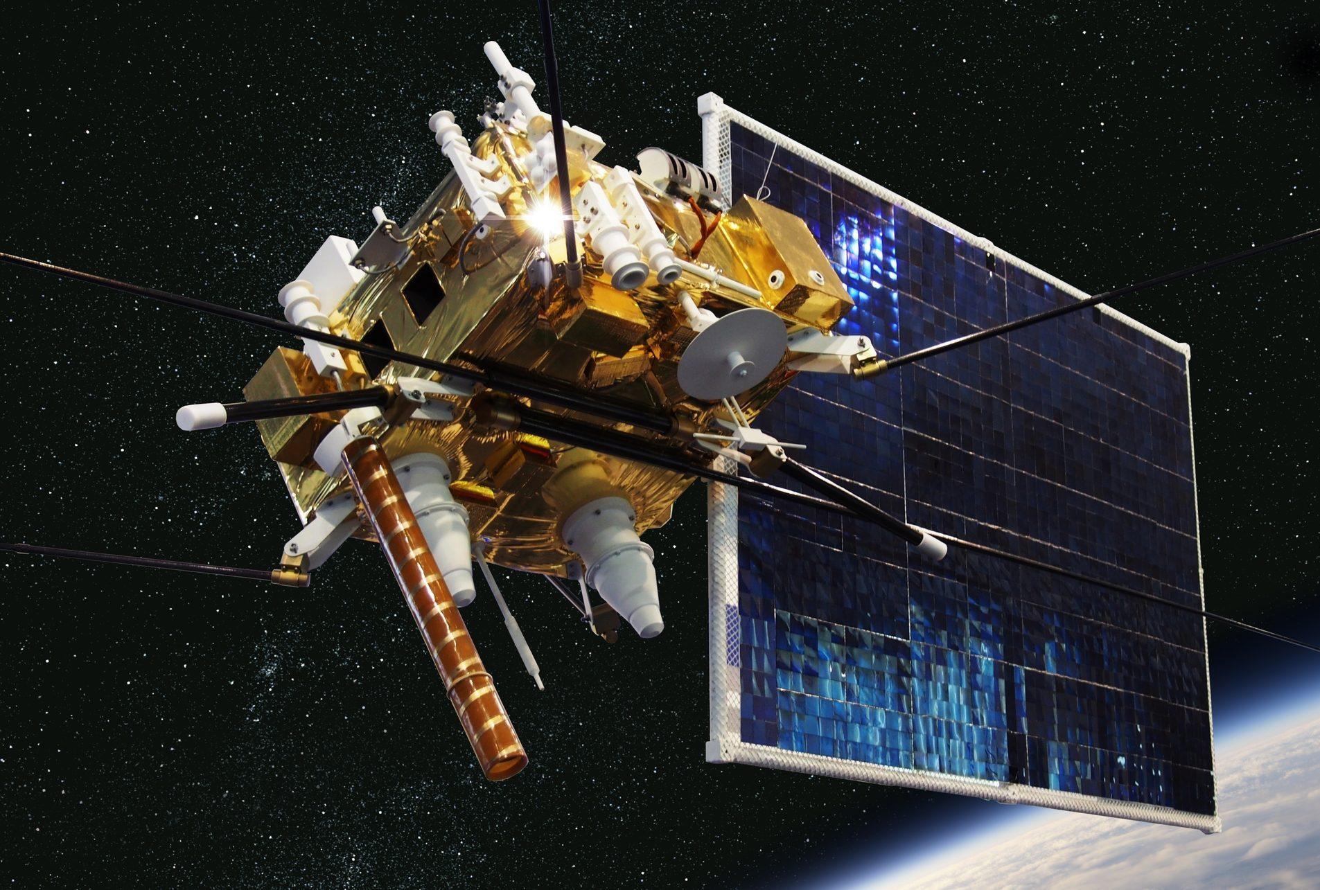 人工衛星,ハイパースペクトルカメラ事例
